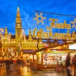Why Vienna has the nicest Christmas markets in Europe!