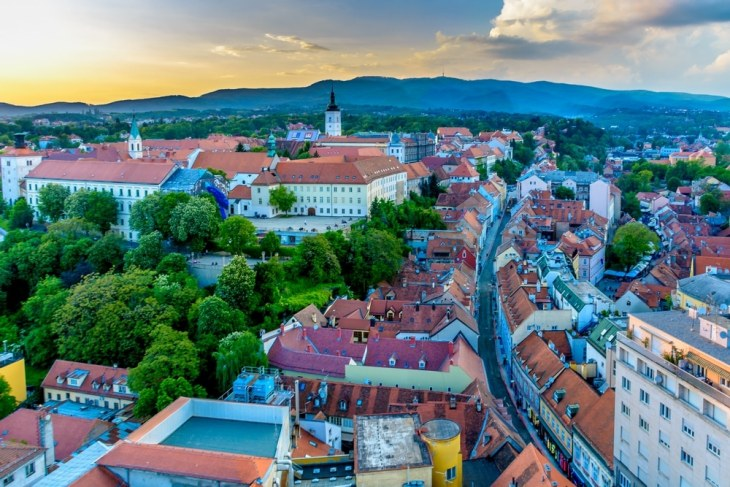 Visit Zagreb from Vienna
