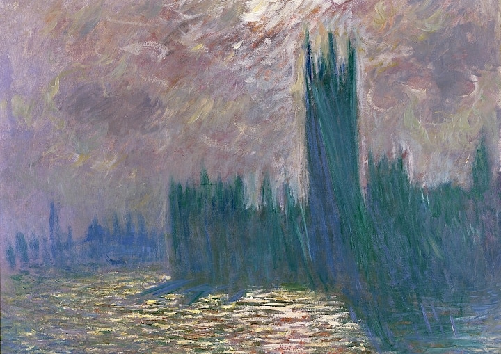Beautiful Monet art in Albertina - Source: Albertina.at