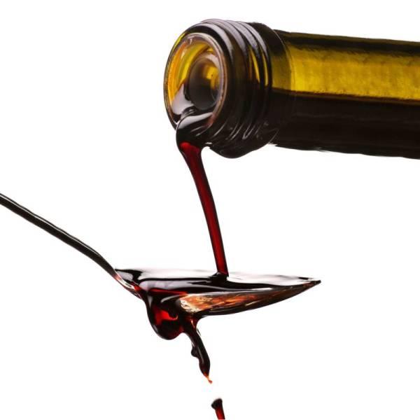 aceto balsamico di modena igp da 050 lt bottiglia bordolese in vetro a17299 1