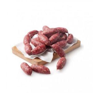 salsiccia fresca di cinta finocchio peperoncino bio da 300 gr da 300 gr c076 1.1