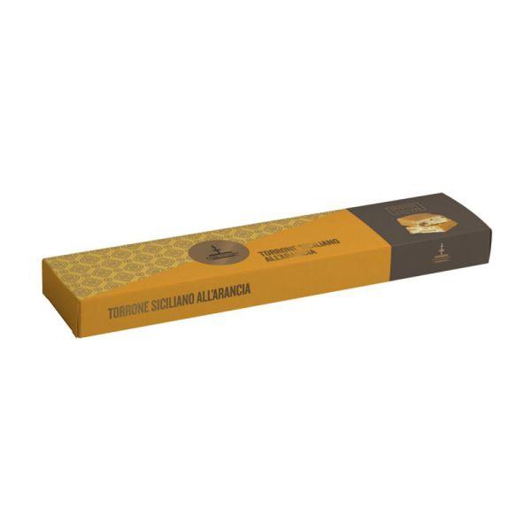 torrone siciliano allarancia da 150 gr d141 1.1