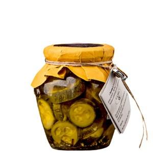 zucchine paesane in olio in vetro da 3100 ml n027 1.1