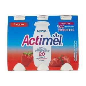 actimel fragola 6 x 100 g