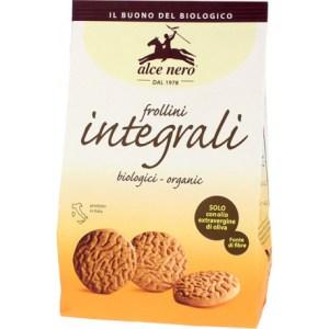 alce nero frollini integrali 350 g biscotti biologici1