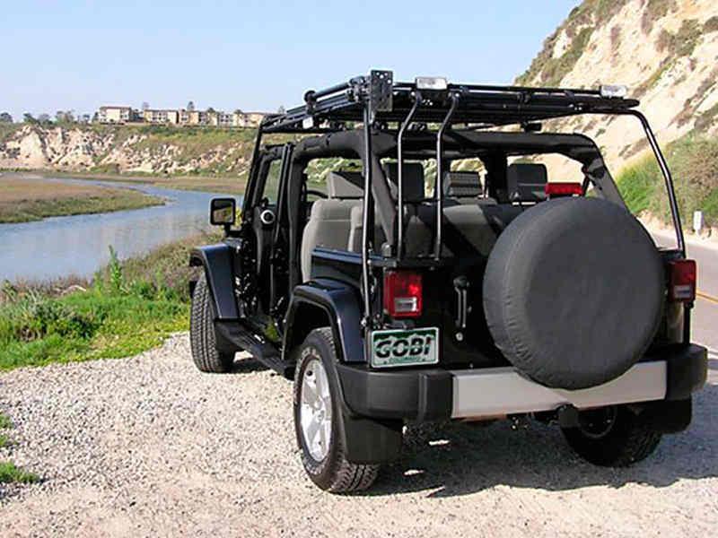 roof rack carrier gobi roof rack jeep wrangler jk unlimited