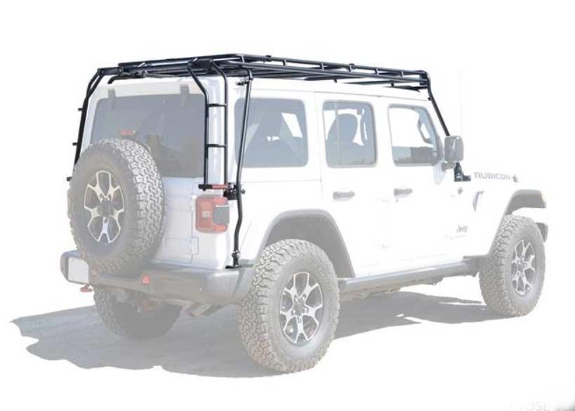 roof rack system gobi stealth jeep wrangler jl 4 door
