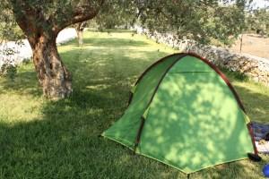 Vieste Italy camping