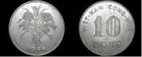 10 Dong Coins