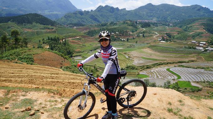 KHÁNH LY - Manager, Vietnam Bike Tours HCMC