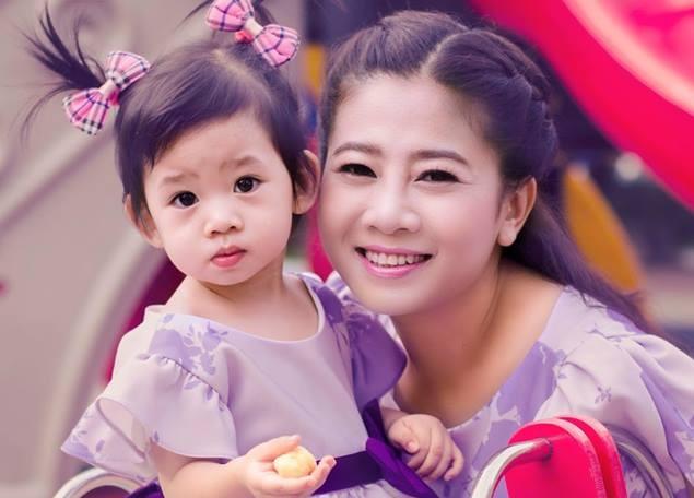 diễn viên Mai Phương
