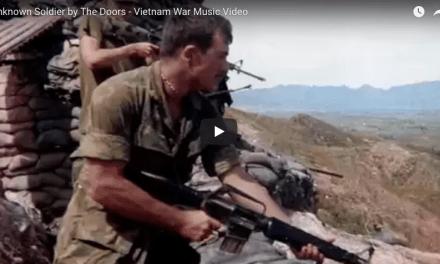 The Doors: Unknown Soldier – Vietnam Footage