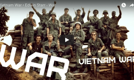 Edwin Starr: War – Vietnam Veteran Tribute Video