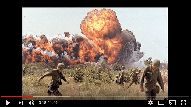 Box Tops – The Letter with Vietnam Slideshow