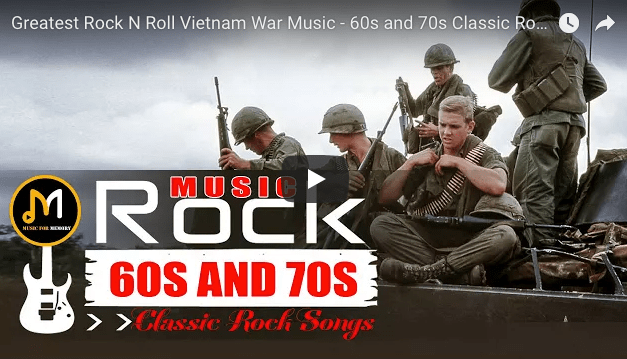 Greatest Rock 'n Roll from the Vietnam Era Part II