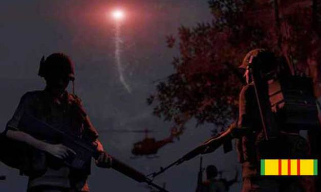 Creedence Clearwater Revival: Bad Moon Rising – Vietnam Vet Tribute Video