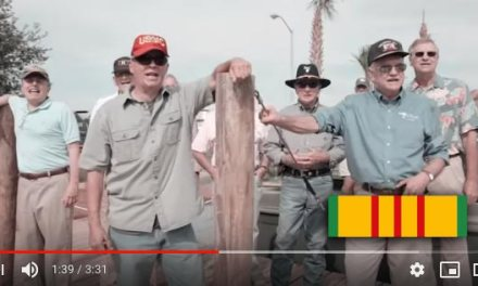 """Vietnam Vets Sing """"We Gotta Get Out Of This Place"""" by The Animals"""
