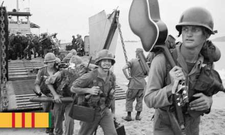 Van Morrison: Baby Please Don't Go – Vietnam Vet Tribute Video