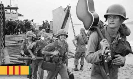 Van Morrison: Baby Please Don't Go – Vietnam Vet Tribute Video