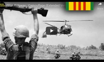 Stan Ridgway: Camouflage – Vietnam Vet Tribute Video