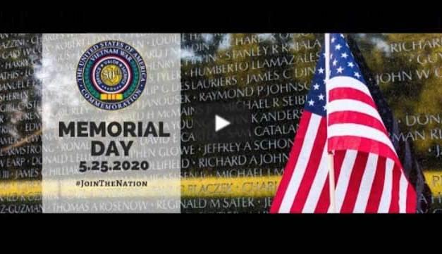 Memorial Day Tribute 2020