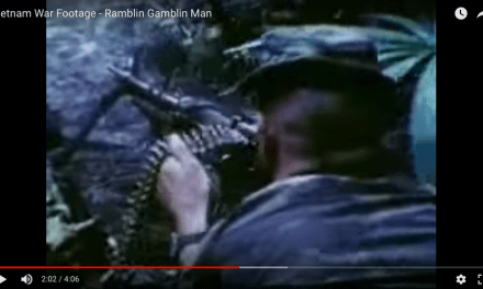 Vietnam Footage – Ramblin Gamblin Man