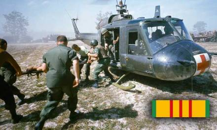 Vietnam War Medical Personnel Tribute
