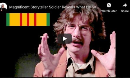 Magnificent Storyteller Veteran Reveals What He Saw In Vietnam
