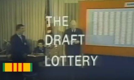The Draft – Vietnam War Selective Service Lottery