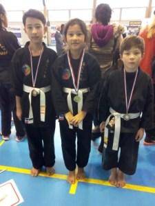 Médaillés Ecole Kim Long