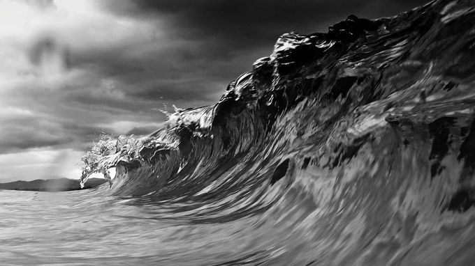 wave wall by abijur - Celebrating Nature Photo Contest Vol 5