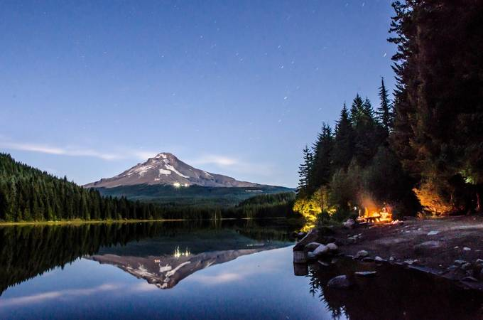 Mt Hood and Trilliam Lake-40 by JosephClark - ViewBug Homepage Photo Contest