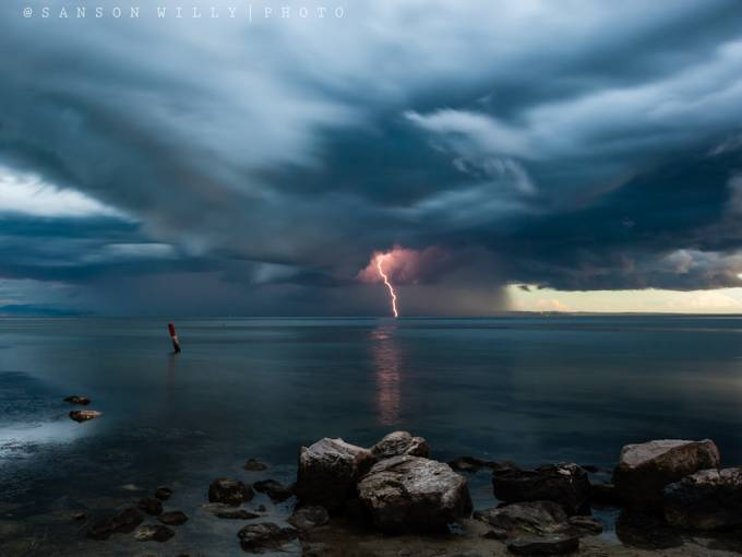 Before the storm by willysanson - Celebrating Nature Photo Contest Vol 5
