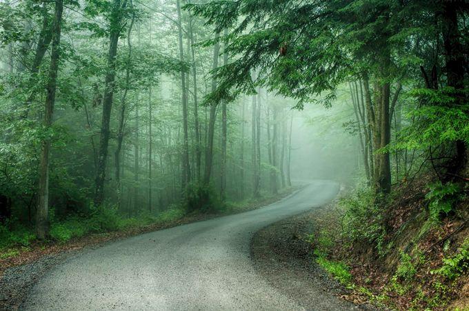 West Virginia Road door R_Tom_Sizemore_III - Unieke locaties fotowedstrijd