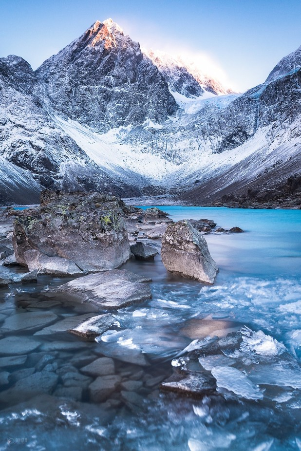 Blue Lake by Boholm - Celebrating Nature Photo Contest Vol 5