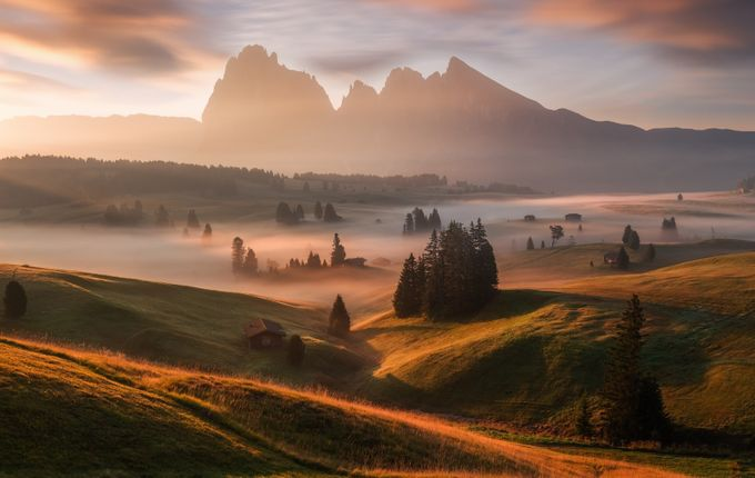 Mystic Morning by Richard-Beresford-Harris - ViewBug Homepage Photo Contest
