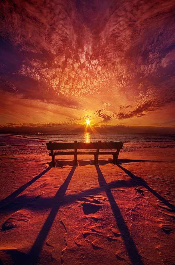 I Will Always Be With You by phil1 - Orange Tones Photo Contest