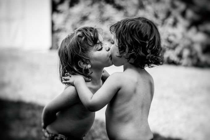 twin love by JulieAnnNewell - Love Photo Contest 2019