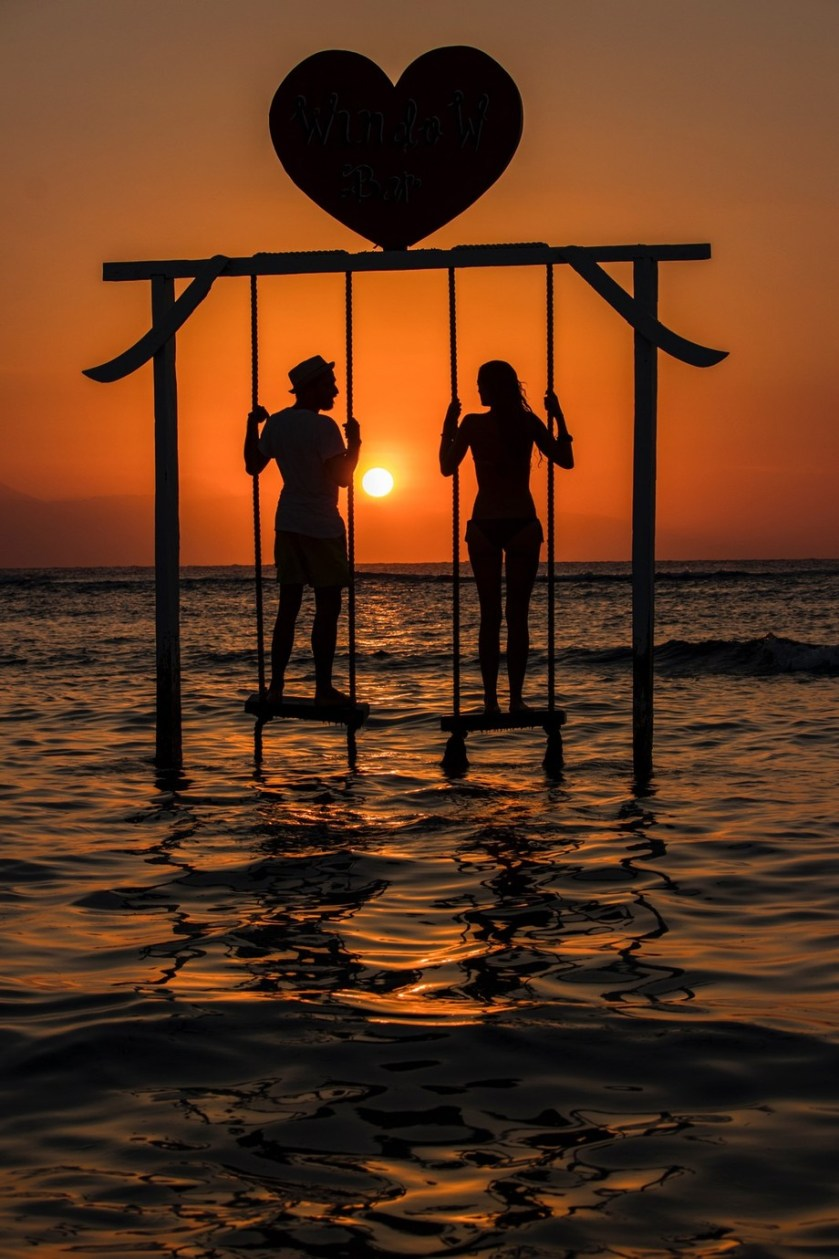 Sunset Love by marcodelpozzo - Love Photo Contest 2019