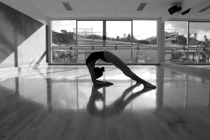 Dancer by deborahr4 - Unieke locaties fotocompetitie
