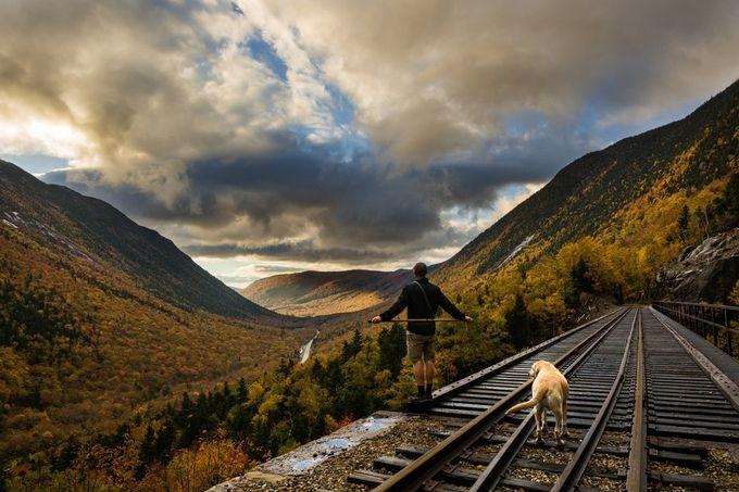 Fall in New Hampshire door dnphoto - Unieke locaties fotowedstrijd