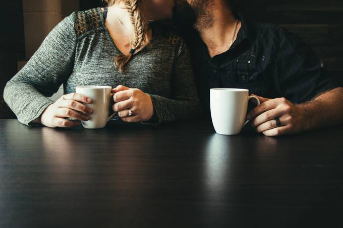 coffee-shop cuties  by rjexpressions - Love Photo Contest 2019