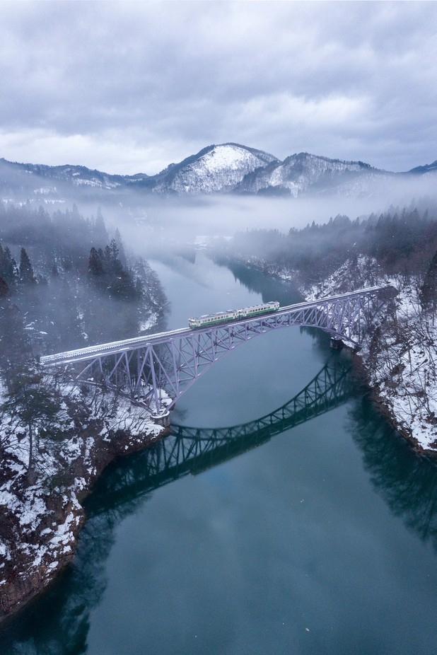 Rural Japan: Winter by journeytoinspiration - The Wonders of the World Photo Contest