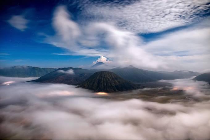 Bromo, Indonesië door Wim-Solheim - Unieke locaties fotowedstrijd