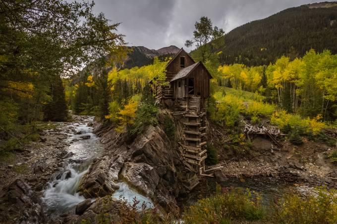 The Old Mill by jwine05 - Unieke locaties fotowedstrijd