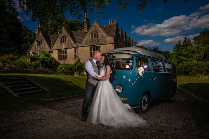 Big Blue by MattPointZero - All About The Wedding Photo Contest