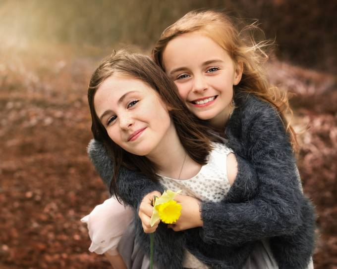 Siblings by daliaa - Love Photo Contest 2019
