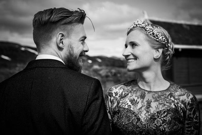 Mountain Wedding 1 by KristofferEide - Love Photo Contest 2019
