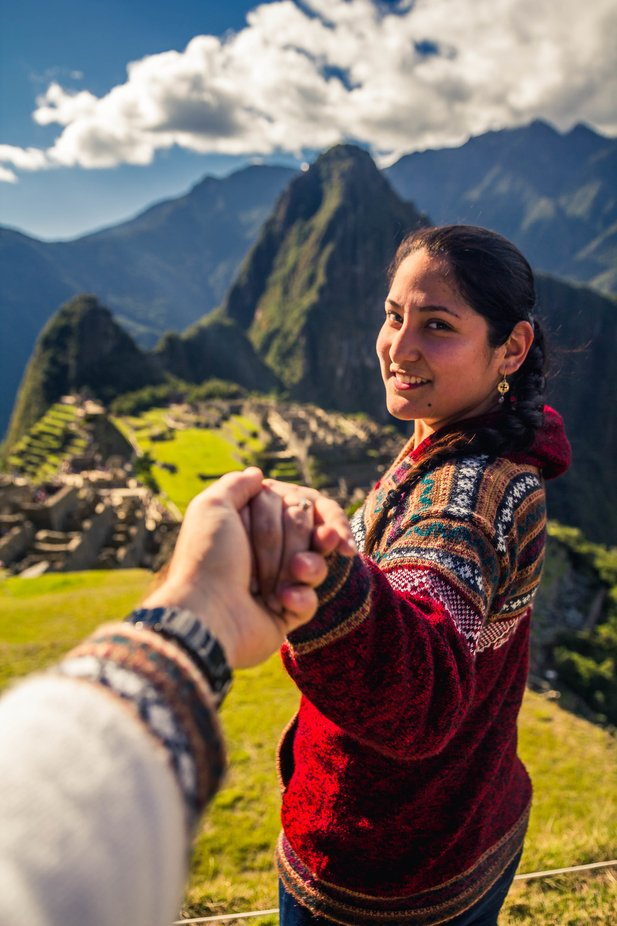 Newly Engaged by iwangroot - Love Photo Contest 2019
