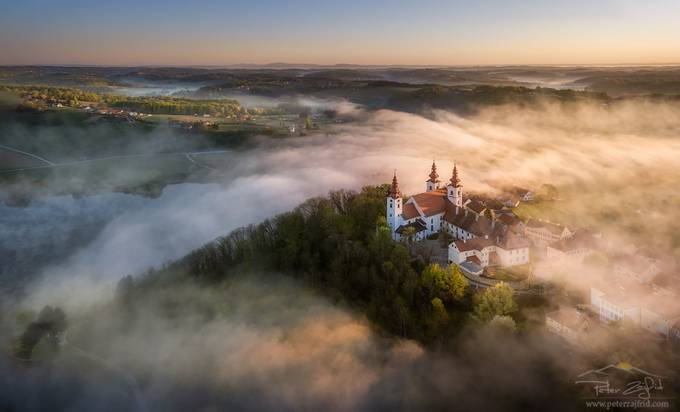 Above the fog by saintek - Monthly Pro Photo Contest Vol 45